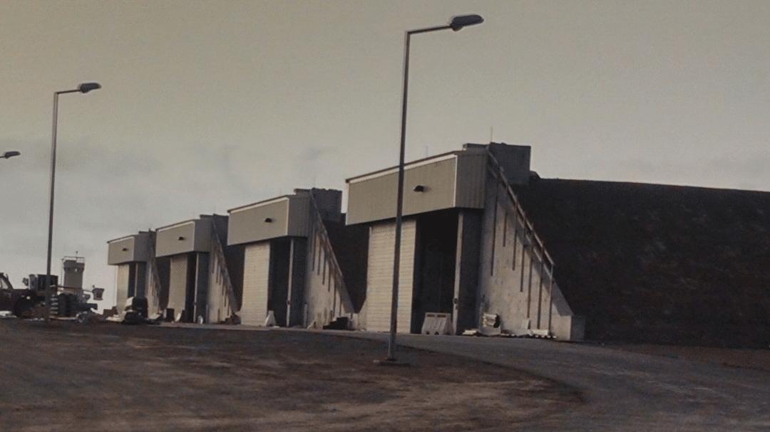 Djibouti Blast Door – Complete