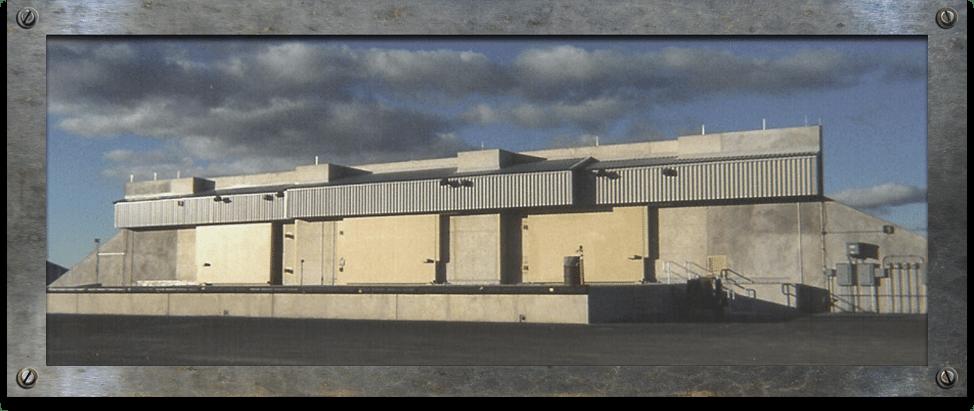 IDC - Hangar Doors - Blast Doors