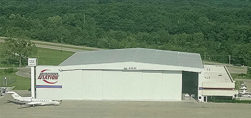 hangar_0000_United States Aviation Hangar Tulsa OK #367