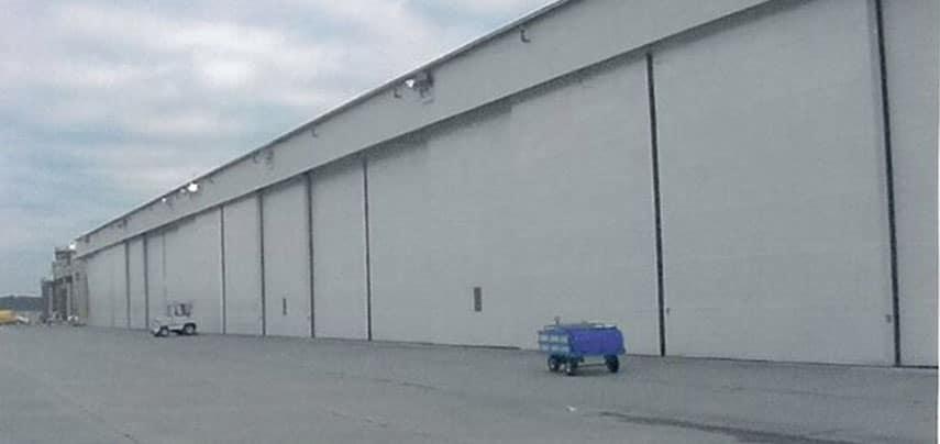 hangar_0014_Building 3148-Hangar Door Replacement