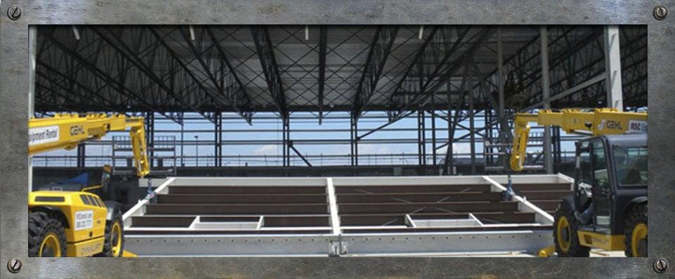 IDC - Hangar Doors - Installation and Shipping