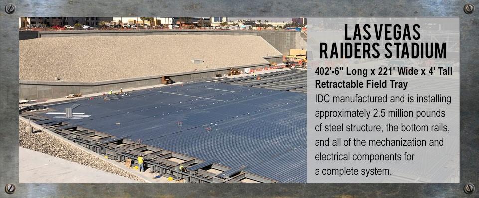 IDC - Hangar Doors - Stadium Doors